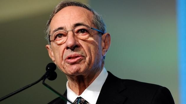 Former New York Gov. Mario Cuomo died of natural causes due to heart failure on Thursday, Jan. 1, 2015. He was 82. <span class=meta>(Evan Agostini)</span>