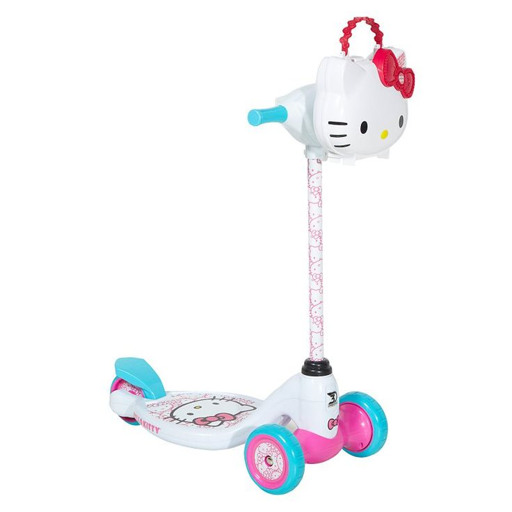 Hello Kitty Electric Car Motor: 1000+ Ideas About 3 Wheel Scooter On Pinterest
