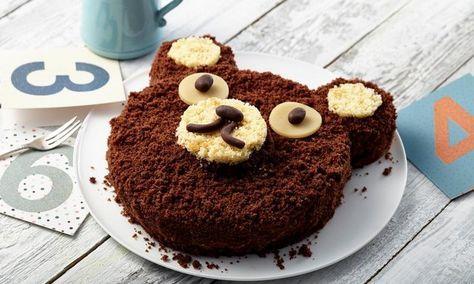 Teddybär-Kuchen Rezept | Dr. Oetker
