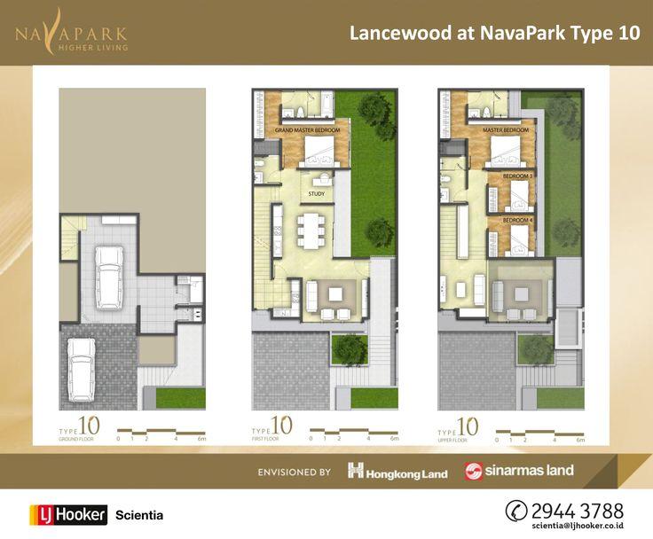 Cluster Lancewood @ NavaPark, BSD City