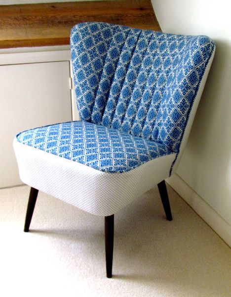 1950s cocktail chair