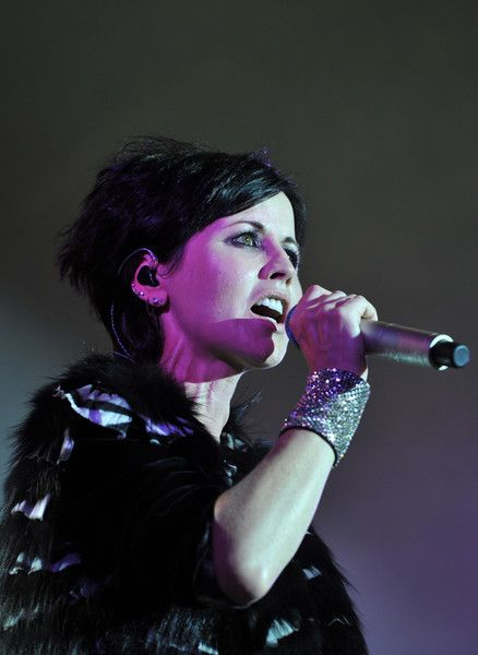 Dolores O'Riordan Photos - Irish singer Dolores O'Riordan of Irish band The Cranberries performs on stage during the 23th edition of the Cognac Blues Passion festival in Cognac on July 07, 2016. / AFP / GUILLAUME SOUVANT - Dolores O'Riordan Photos - 1 of 37