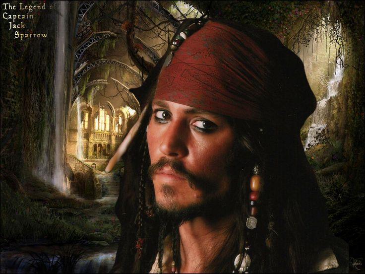 26 Best Images About Capt.Jack Sparrow On Pinterest