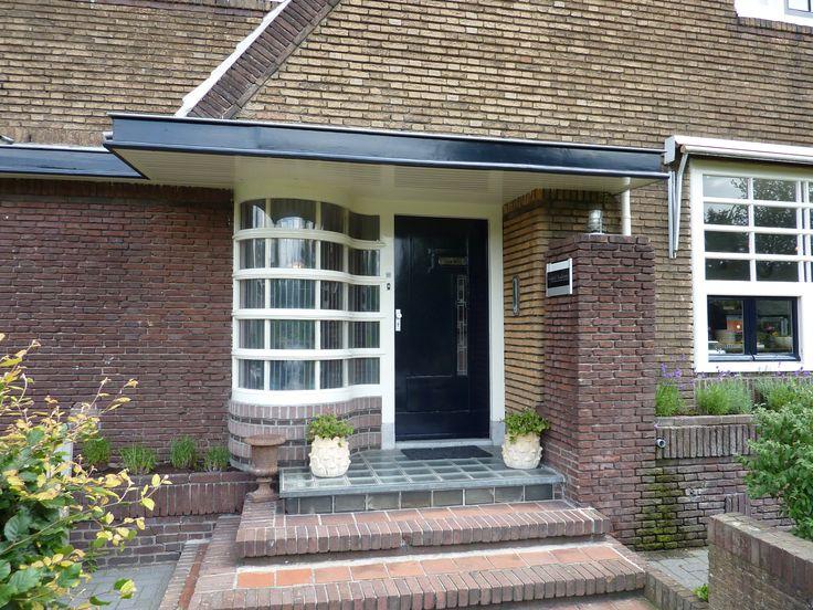 Woonhuis Amsterdamse School  Hilversum