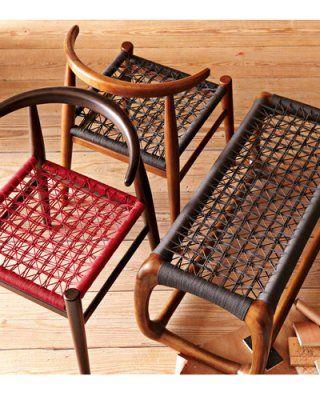 modern african furniture. seating by south african furniture designer john vogel in collaboration wit west elm modern s