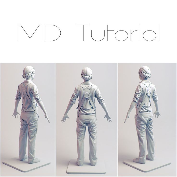 Marvelous Designer Tutorial (Easy), Madina Chionidi