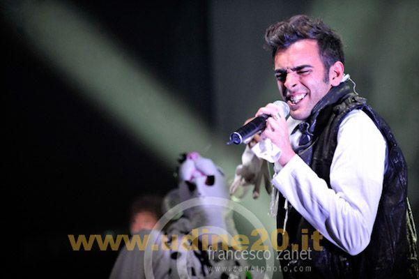 Trieste: Marco Mengoni in concerto – 1 giugno 2013
