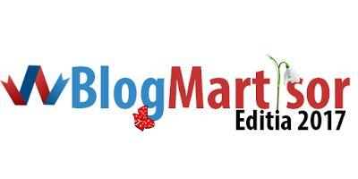 Cami's world & more: Cu BlogMartisor scrii si primesti cadouri minunate...