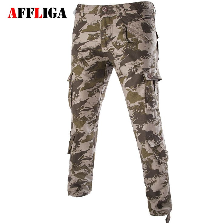 >> Click to Buy << Spring Men's Cargo Pants Casual Mens Camouflage Army Pant Multi Pocket Military Men Outdoors High Quality tactical Long Trousers #Affiliate