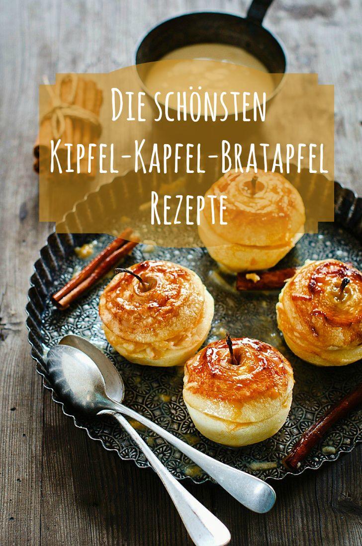 Himmlische Bratapfel-Rezepte  *Gratis-Kochbuch zum Durchklicken…