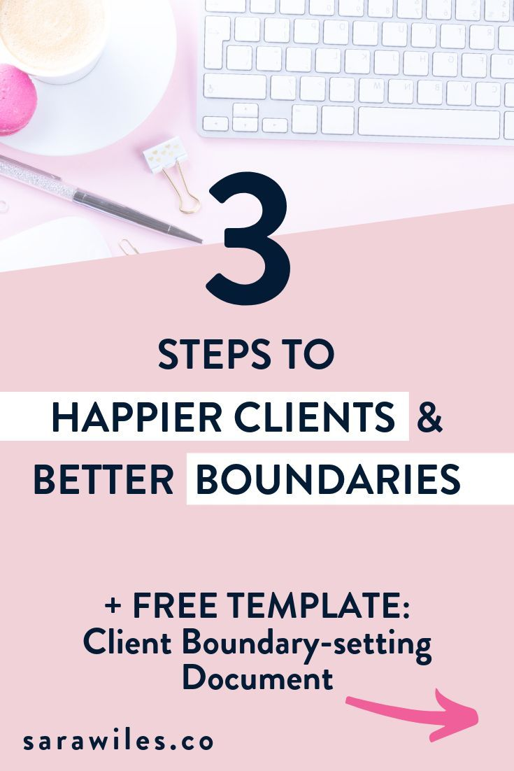 3 Steps To Happier Clients Better Boundaries Virtual Assistant