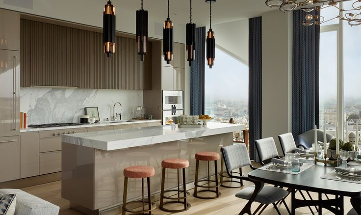 JAY JEFFERS DESIGN| Jay Jeffers project | For more inspiration visit www.bocadolobo.com #interiordesignprojects#USinteriordesigner