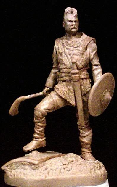 Historicus Forma :: Alamanni Warrior 54mm