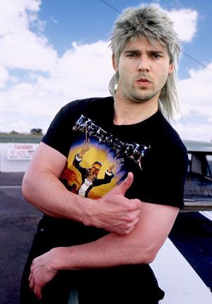 Eric Bana as Poida on Aussie TV (before he became famous) :)