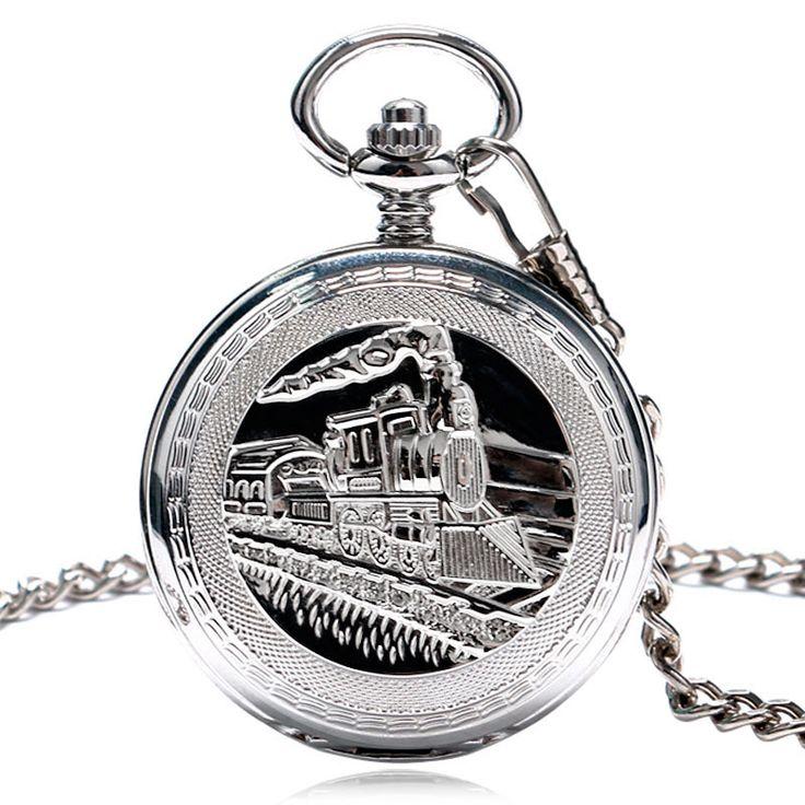$12.99 (Buy here: https://alitems.com/g/1e8d114494ebda23ff8b16525dc3e8/?i=5&ulp=https%3A%2F%2Fwww.aliexpress.com%2Fitem%2FSilver-Retro-Train-Locomotive-Engine-Design-Pocket-Watch-Mechanical-Pocket-Watch-with-Double-Hunter-Women-Men%2F32793246266.html ) Si