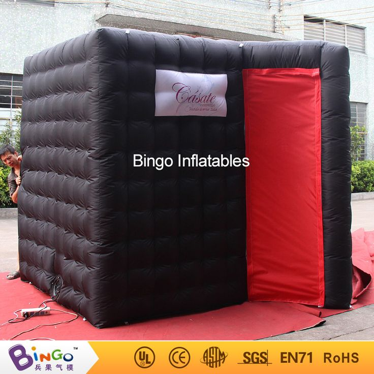Popular Free shipping High quality Inflatable Photobooth tent toy tent