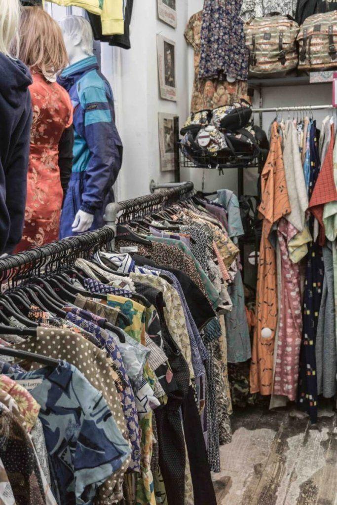 The 5 Best Vintage Stores Copenhagen Has To Offer Vintage Store Vintage Clothing Stores Vintage Bohemian Style