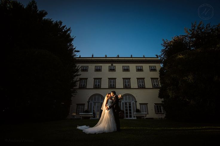 Just in front of the Villa by Andrea Viviani Center photo
