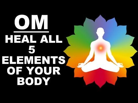 TRANSCENDENTAL OM MEDITATION: 5 ELEMENTS / PANCH-BHOOT MANTRA : VERY POWERFUL - YouTube