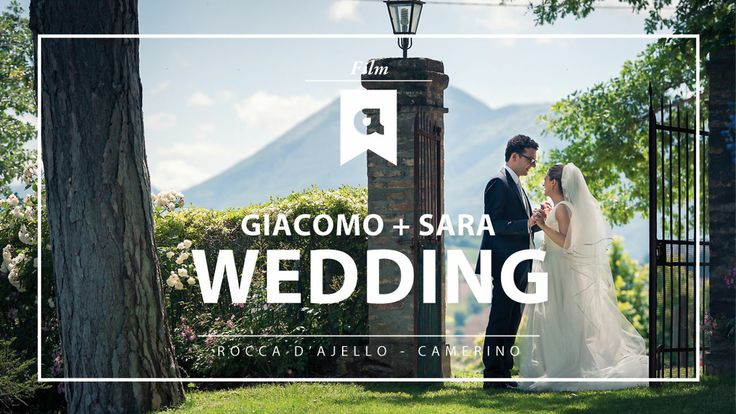 Giacomo + Sara | Wedding highlights - Camerino  Wedding in Le Marche - Italy
