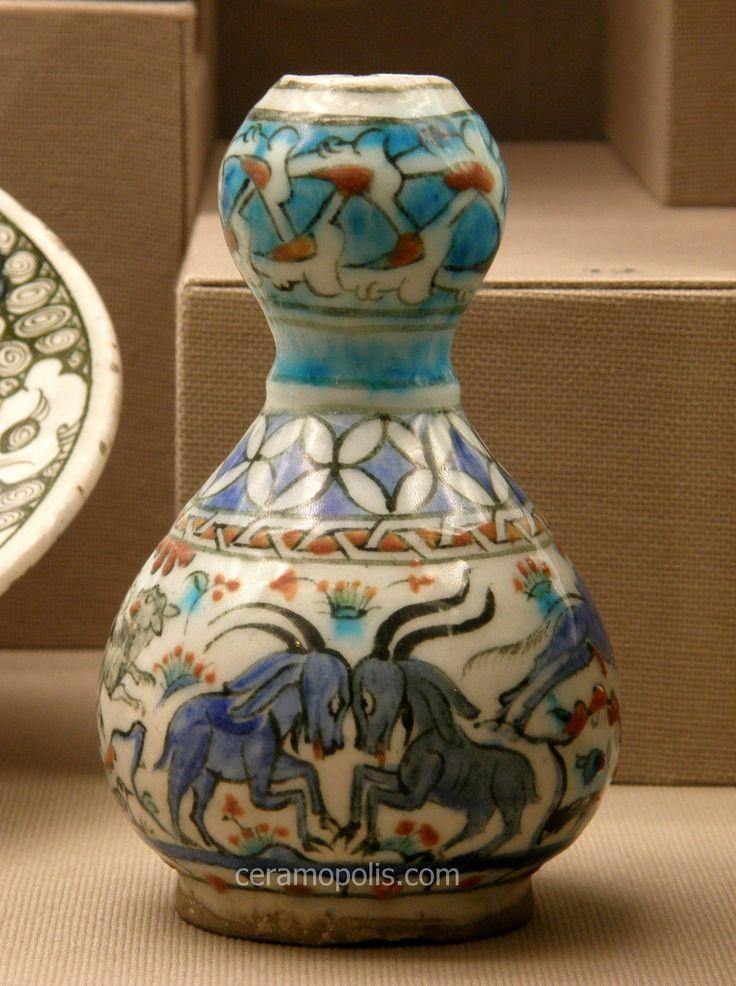 Iznik 16th - Benaki Islamic Museum Greece