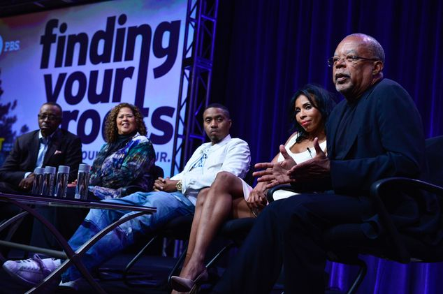 Courtney B. Vance, Anna Deavere Smith, Nas & Khandi Alexander find their roots in PBS series #genealogy
