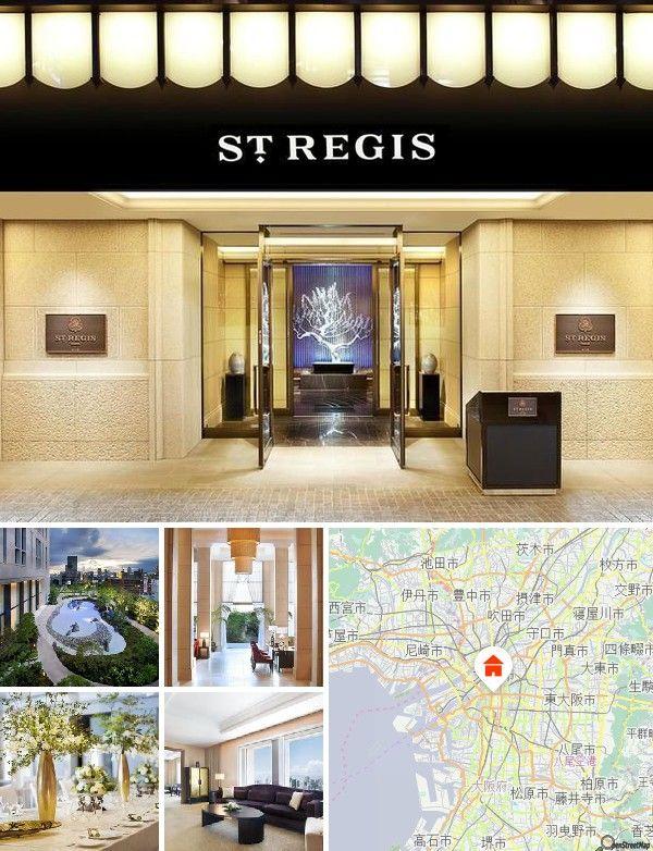 L'hotel si trova a 1,9 km dal Museo di Storia di Osaka, 3 km dalla stazione di Umeda della linea Midōsujie 37,5 km dall'aeroporto internazionale di Kansai.