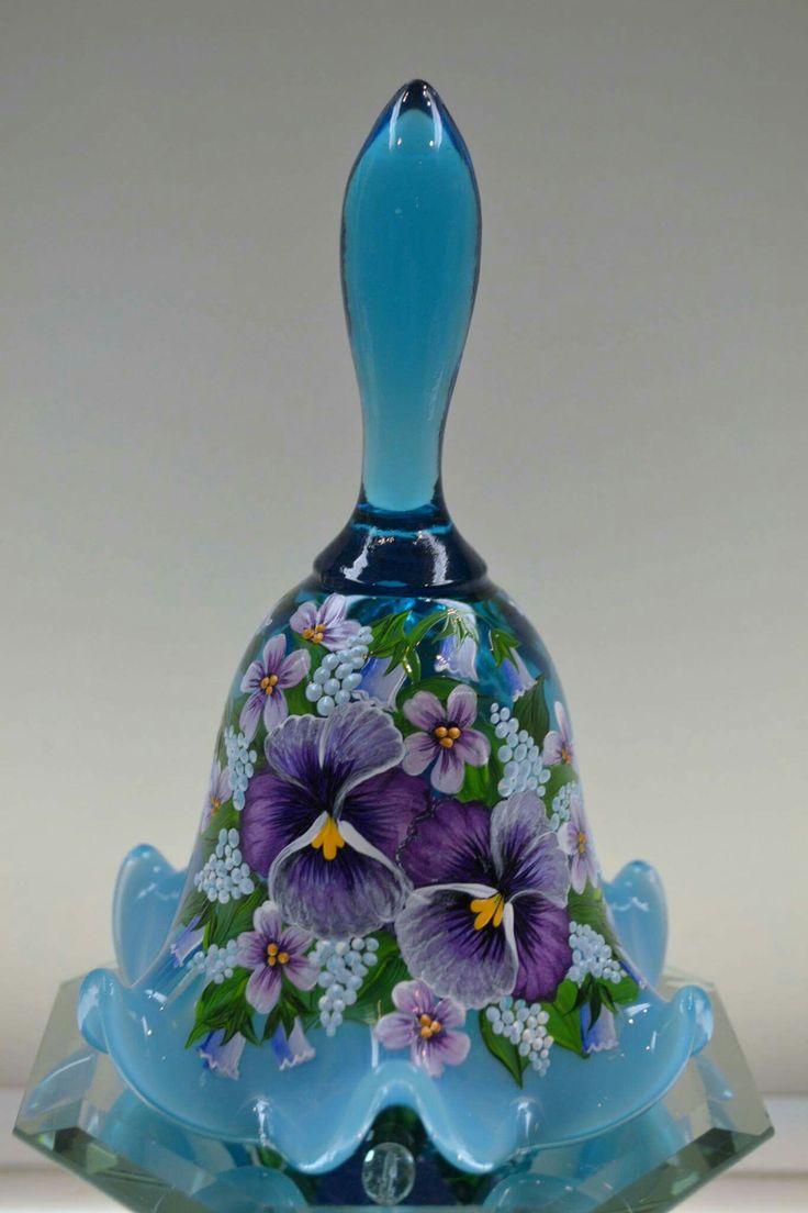 Best 1343 Fenton Glass Images On Pinterest Home Decor