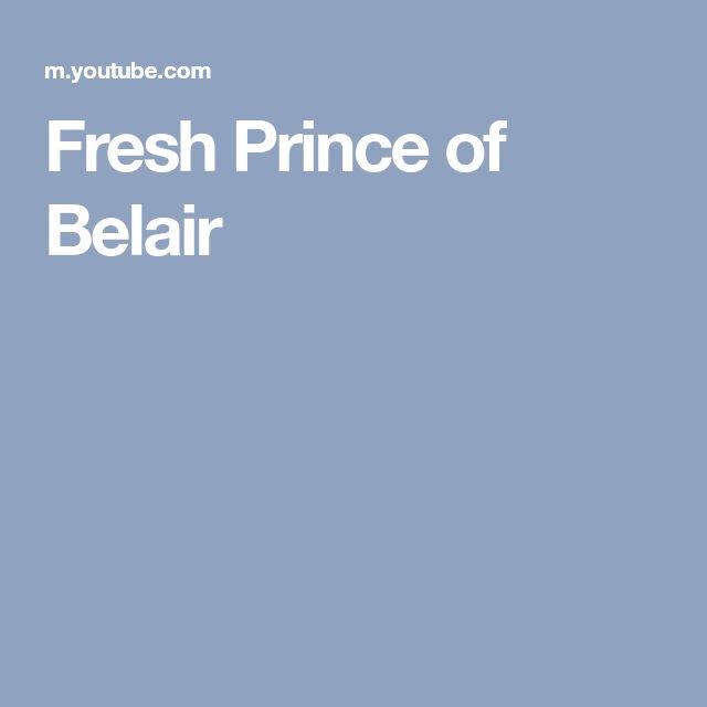 Fresh Prince of Bel Air