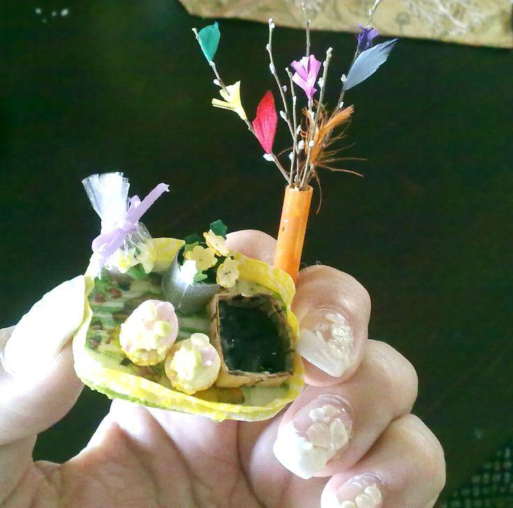 spring nails /kevätkynnet