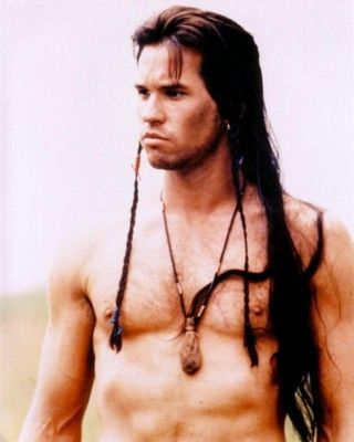 Val Kilmer...young and not-yet-weird-looking. Also, (nerd alert again) very pleasant as Mad Mardigan.