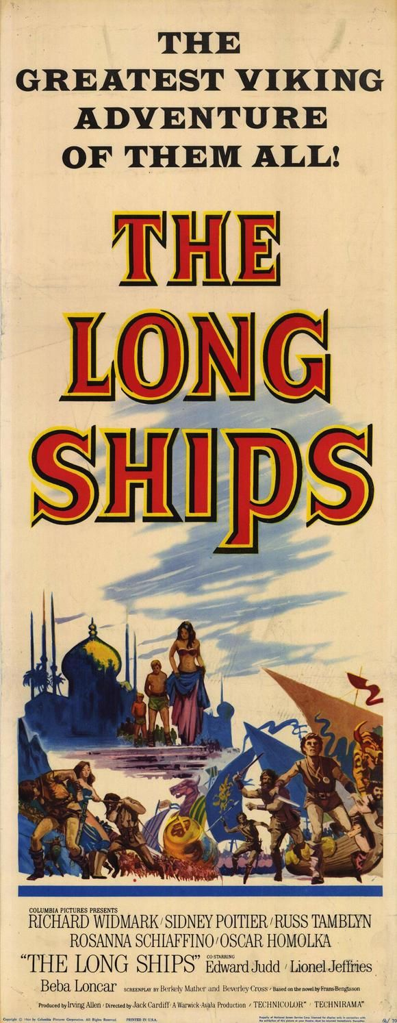 340 best boks og forfatter images on pinterest baby books the long ships directed by jack cardiff starring richard widmark and sidney poitier fandeluxe Choice Image