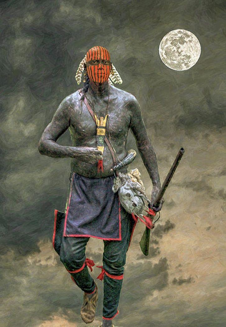mohawk warrior randy-steele