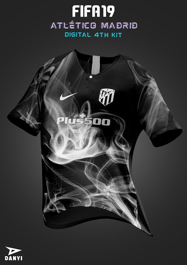 b1730c539e FIFA 19 X NIKE football kits. on Behance