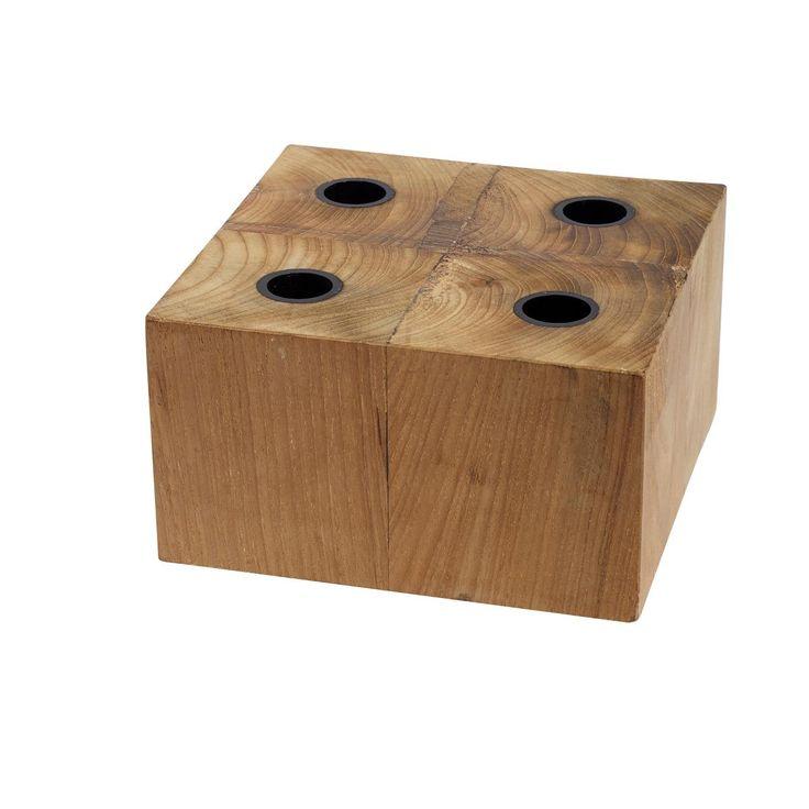 Candleholer Cube Big