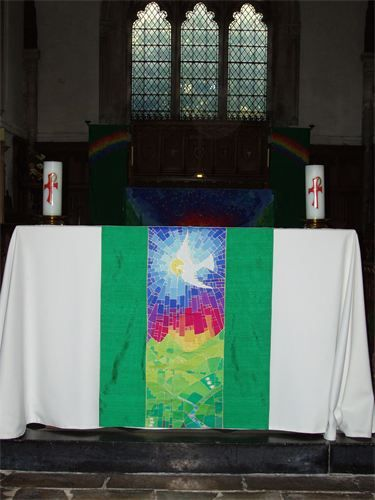 616 best images about church banners on pinterest cross quilt pentecost and holy spirit for St mary redcliffe swimming pool