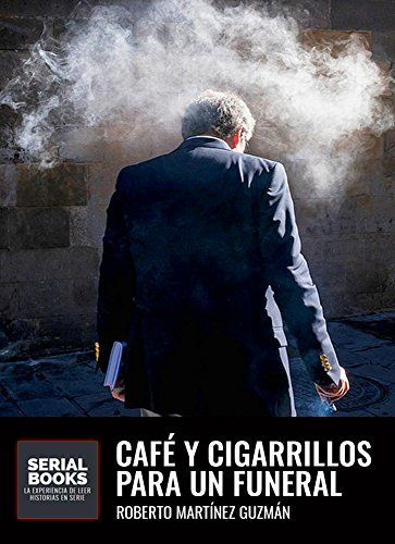 Café y cigarrillos para un funeral es una novela corta o un relato largo en el que nos pondremos en la angustiosa piel de un hombre al que a través de anónimos llevan un año anunciándole el día y la hora de su muerte. http://sinmediatinta.com/book/cafe-y-cigarrillos-para-un-funeral/
