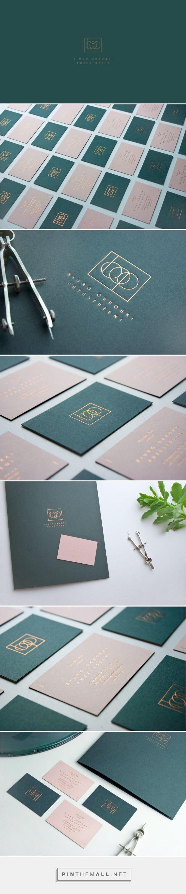 Biuro Obróbki Przestrzeni Architect Branding by Paulina Zbylut | Fivestar Branding Agency – Design and Branding Agency & Curated Inspiration Gallery