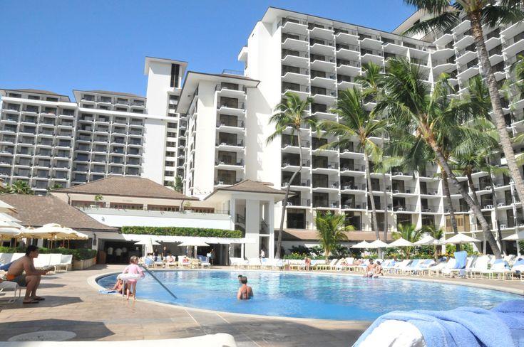 泊ってみたいホテル・HOTEL アメリカ・ハワイ>ワイキキ・ホノルル>ダイヤモンドヘッドを見渡すワイキキビーチ沿いに位置する老舗の5つ星リゾート>ハレクラニ(Halekulani)
