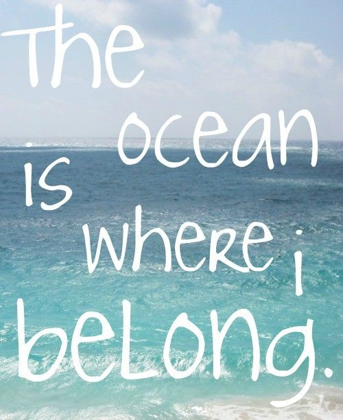 oceanCant Wait, Life, Theocean, Beach Quotes, The Ocean, At The Beach, Places, The Waves, The Sea