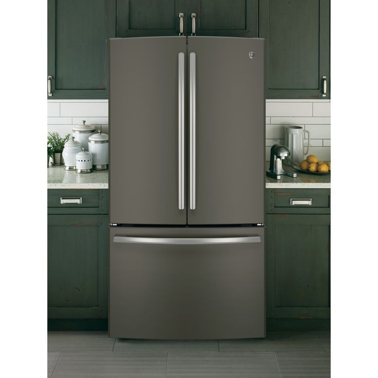 Shop GE 28.5cu ft French Door Refrigerator with Single