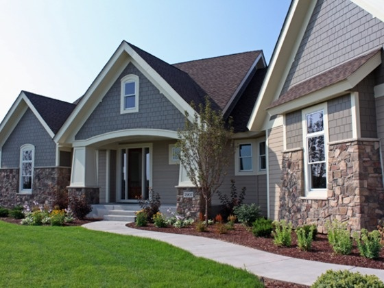 105 Best House Exterior Images On Pinterest | Craftsman Exterior, Craftsman  Bungalows And Home