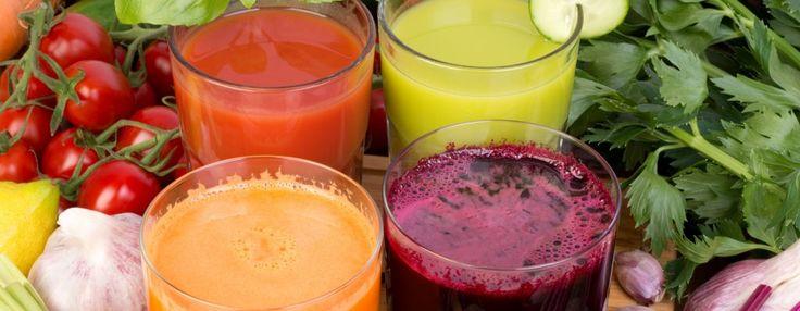 Frumusețea preparatelor: Sucuri de legume pentru sănătate şi frumuseţe