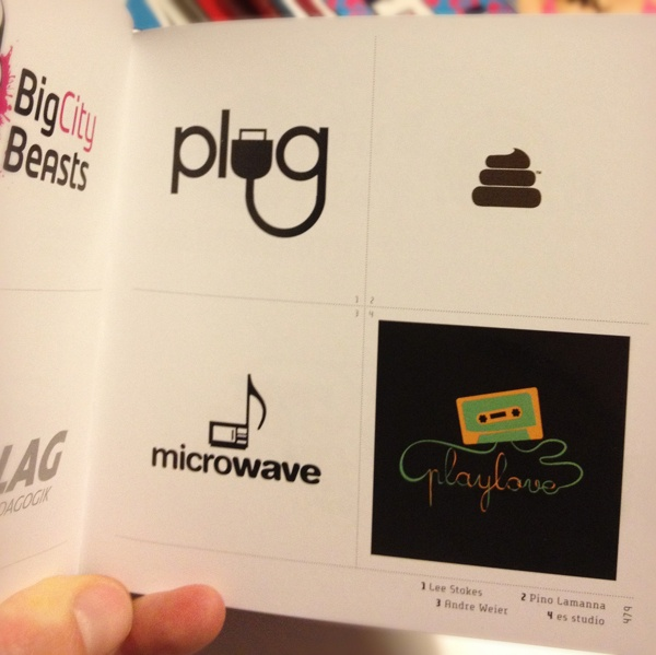 Zeixs Logo Design Book Feature by Pino Lamanna, via Behance