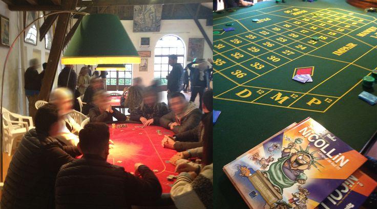 Team MPA dans le Languedoc Roussillon pour une journée de cohésion d'un groupe bancaire dans le cadre du Mas Saint Gabriel. Au menu de l'après-midi casino & poker, spectacle équestre et dédicaces avec Louis Nicollin, une référence dans le management. L'animation de la soirée a été confiée à notre ami Philippe Corti toujours aussi efficace. La restauration était assurée par « traiteur du Littoral ». Notre prochain RDV dans la région Montpelliéraine dans quelques jours au CORUM. #casino