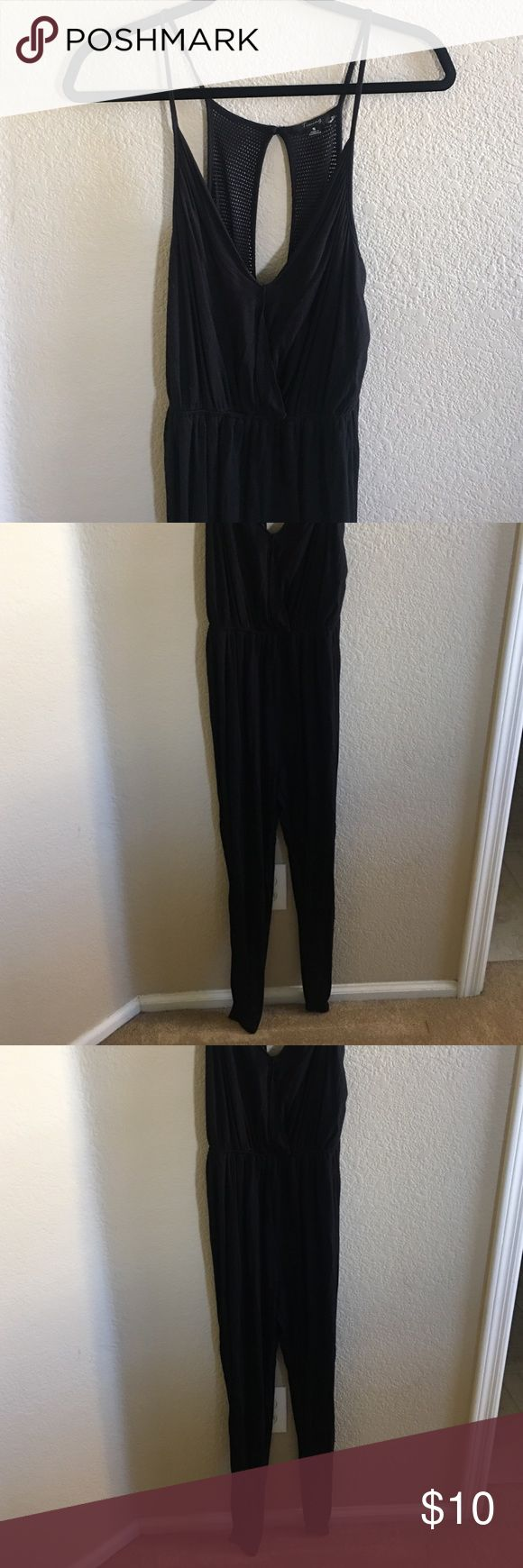 Body suit/romper Full body suit/romper tank!! Little lint rip at the top in the back that can be seen in the picture! Other