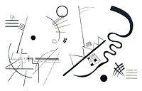 Kandinsky : Jaune-rouge-bleu - Centre Pompidou - Dossier pédagogique