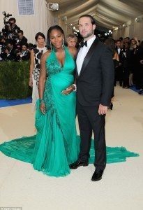 Pregnant Serena Williams Nude Photoshoot: I Dont Know What To Do With Baby