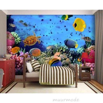 Fotobehang Onderwater wereld