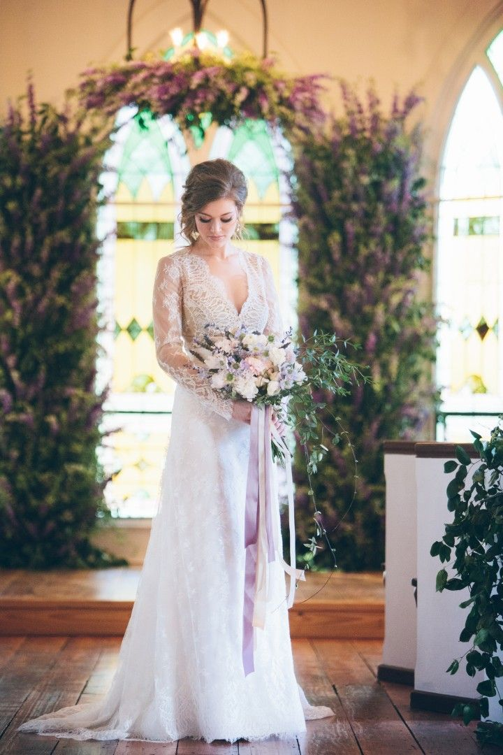Southern Charm Flawless Alabama Wedding Inspiration